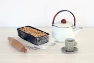 Chamomile, Honey & Oat Loaf