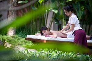 Thai massage, Renee Naturally