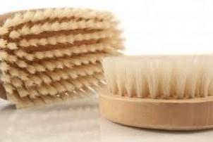 Dry Skin Brushing, Renee Naturally