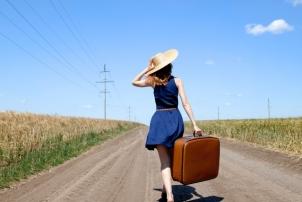 Traveling Woman, Renee Naturally
