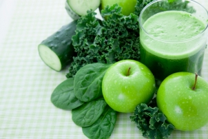 Green Smoothie, Renee Naturally