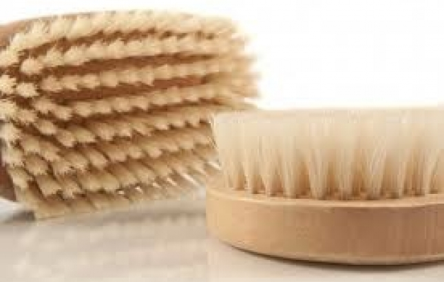 Dry Skin Brushing, Renee Naturally