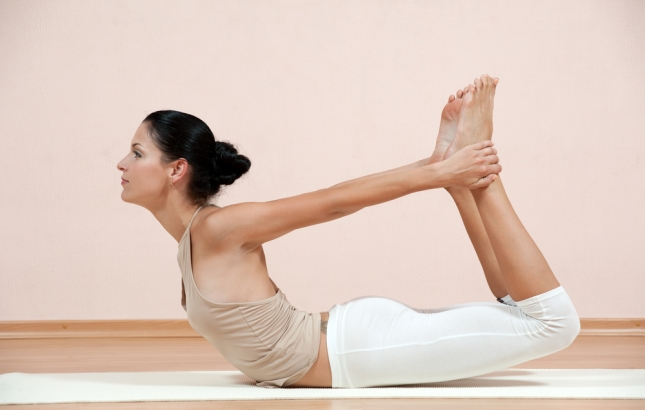 Yoga pose, Renee Naturally